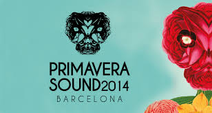 Logo Primavera Sound 2014